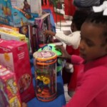 Over 165 toys given to Jersey City children at Toys of Hope event