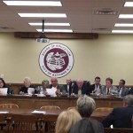 Bayonne BOE keeps Broderick pres, Wilbeck VP before talking school funding