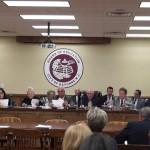 Bayonne BOE keeps Broderick pres, Wilbeck VP before talking school funding