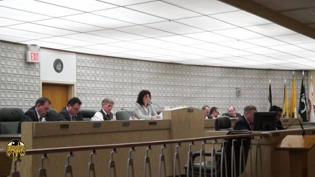 Bayonne City Council on Resnicks Financial Agreement