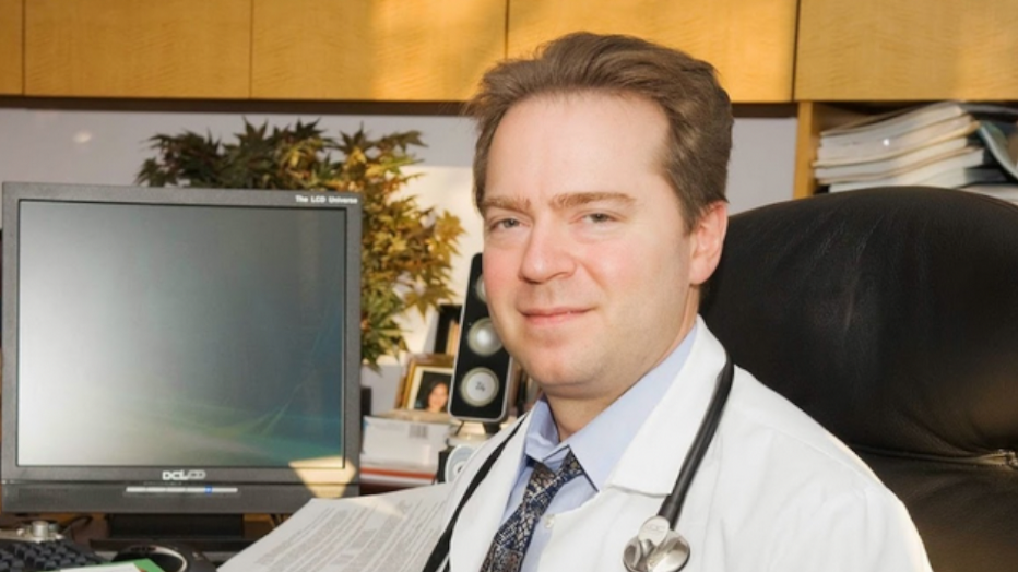 Dr. John Fritz. Photo via drjohnfritz.us.