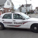 HCPO: Kearny cop shot at car driving towards him that led police on high-speed pursuit