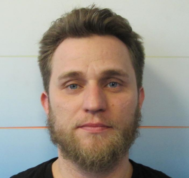 Dominic Slockbower. Photo courtesy of Port Authority police.