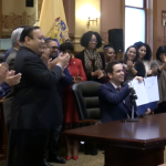 Fulop swipes at Christie's 'political opportunism' at 'sanctuary city' order signing