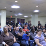 After recent murder, Hoboken officials host public meeting at housing authority