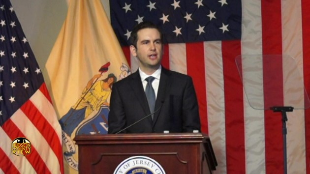 Jersey City Mayor Steven Fulop at Ward F State of City Address