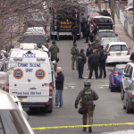 UPDATED: Massive police presence in West New York after shots fired by barricaded man