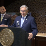 Eye of the TIGER? Menendez says Trump budget cuts could hurt Bayonne port