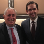 State Senator Sacco endorses Jersey City Mayor Fulop for re-election