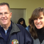 State Senator Brian Stack endorses Hoboken Mayor Dawn Zimmer for re-election