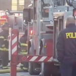 North Hudson firefighters battle 2-alarm apartment blaze in Union City