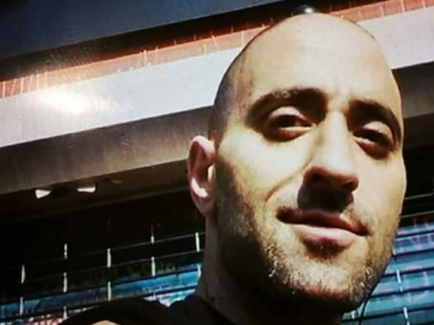 Ali Harb, one of the two men found dead in the Hudson River earlier today.