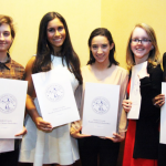 Golden Door film festival awards 4 Hudson County students scholarships