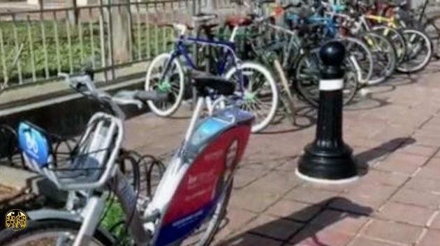 Hoboken bike share