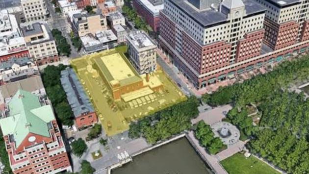 Hoboken redevelopment plan