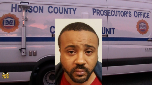 Keith Brooks. Photo courtesy of the Hudson County Prosecutor's Office.