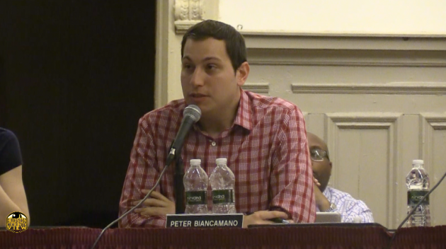 Hoboken BOE Trustee, Peter Biancamano, also a Democratic committeeman, is one of two members of the party at odds with the city clerk over two late filings ahead of the June 6 Democratic primary.