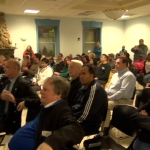 Jersey City activists, officials and residents gather to discuss traffic safety