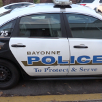 Police: Bayonne man charged with DWI after he hits lamp post, leaves 'oil trail'