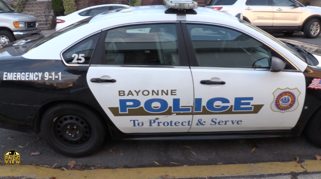 Police ex bayonne city hall worker struck off duty cop for Hudson county motor vehicle