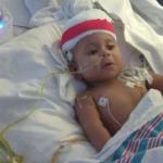 Family of Weehawken baby boy seeking public's help for intestine transplant