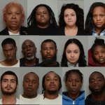 Prosecutor: 31 arrested, guns and heroin seized from Jersey City drug ring
