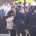 Union City Police Department bids farewell to fallen Sgt. Mark Zeitounian