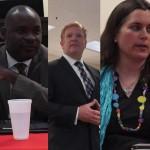 JCEA school funding discussion sees NJEA panelist target Christie, Sweeney