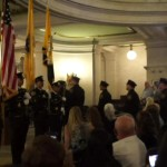 Hudson County Sheriff's Office swears in 27 new officers at Brennan Courthouse