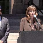 Zimmer confirms she won't seek re-election, endorses Bhalla for Hoboken mayor