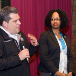 Sue Mack, Michael Billy & Ahmed Shedeed endorse Chiaravalloti, McKnight