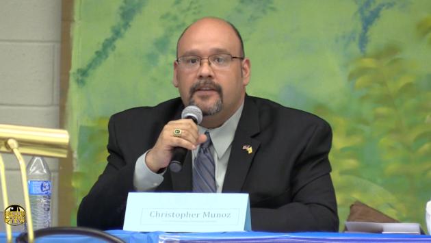 Christopher Munoz