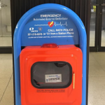 Police: Man arrested for stealing defibrillator from Hoboken PATH station