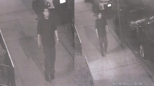 Hoboken suspect