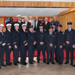North Hudson Regional Fire & Rescue promotes 13 firefighters in North Bergen