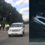 Sheriff: Medical emergency caused overturned vehicle in West New York