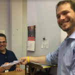 Jersey City Ward E candidate Solomon submits 583 petitions
