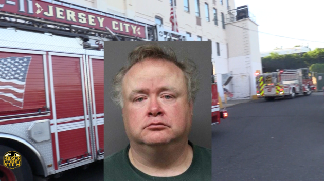 Christopher Todd. Inset photo courtesy of Bergen County Prosecutor's Office.