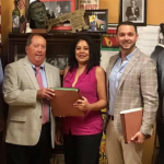Hoboken mayoral hopeful DeFusco's council slate submits 1,584 petitions