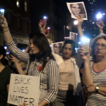 'No justice, no peace!' Hundreds gather for Charlottesville vigil in Jersey City