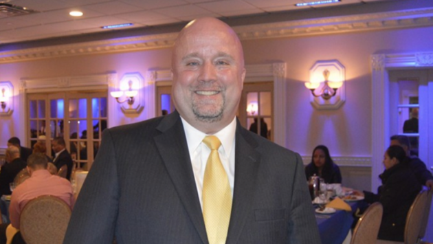 Jersey City Ward C Council candidate John Hanussak will be running on Mayor Steven Fulop's ticket. Facebook photo.