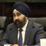 Bhalla calls for new bus routes, train station if elected Hoboken mayor