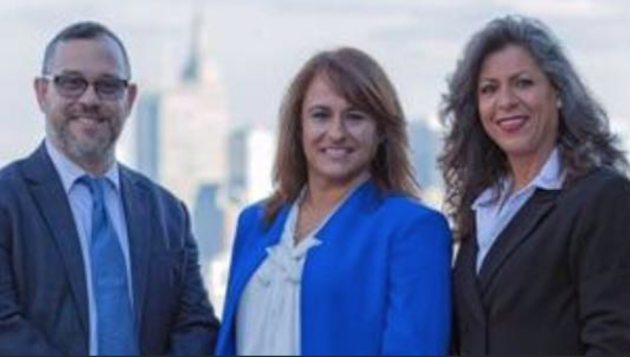 The West New York Democratic Committee has endorsed the Children First board of education slate of Jose Mendoza (left), Maite Fernandez and Damarys Gonzalez. Facebook photo.