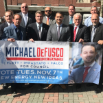 Hudson County trade unions endorse DeFusco for Hoboken mayor