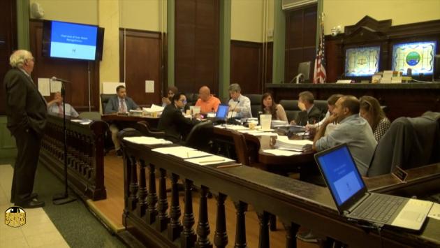 Hoboken council
