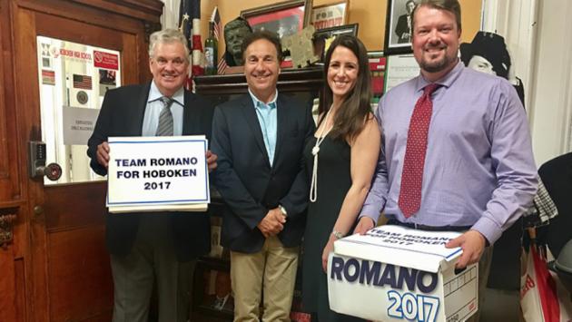 Team Romano
