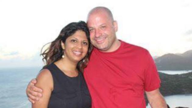 Anju and Sal Starace. Facebook photo.
