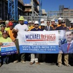 Northeast carpenters union endorses DeFusco for Hoboken mayor