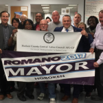 Hudson County Central Labor Council endorses Romano for Hoboken mayor