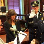 Zimmer names Crimmins to replace Peskens as Hoboken's acting fire chief
